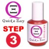 Quick & Easy Shining Gel 15ml - STEP 3